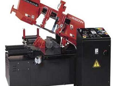 AMADA HA250W Automatic Horizontal Band Saw
