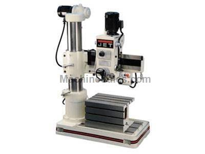 JET Radial Arm Drill Press