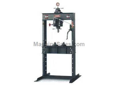 DAKE H-FRAME HYDRAULIC PRESS