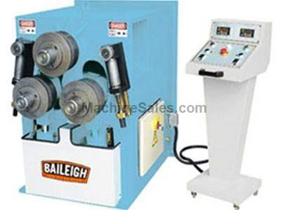 BAILEIGH RH85 PYRAMID ROLL BENDING MACHINE