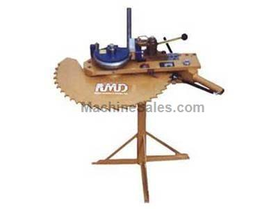 RDB-100 Manual Ratcheting Tube and Pipe Bender
