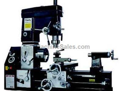 SMITHY GRANITE 1324: Combination Lathe-Milling machine