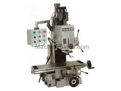 SMITHY LX-329 : Mini Benchtop Milling machine