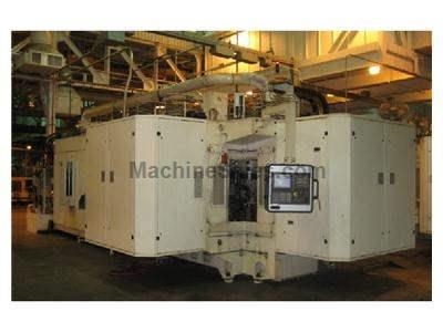TRI-FLEX U60 TURMAT 29-AXIS MULTI-STATION MODULAR CNC MACHINING CENTER