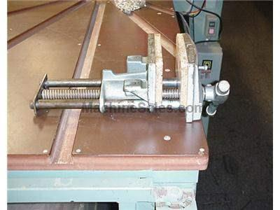 4x7 Bench Vise by Wilton.