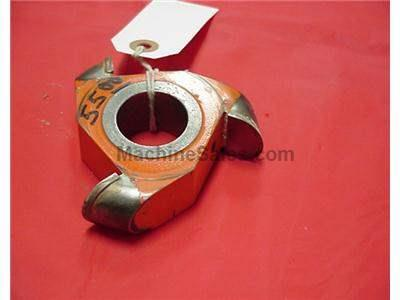"1/2"" Bullnose Shaper Cutter with 1-1/4"" bore."