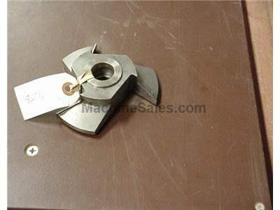 Panel cutter for shaper; shaker profile