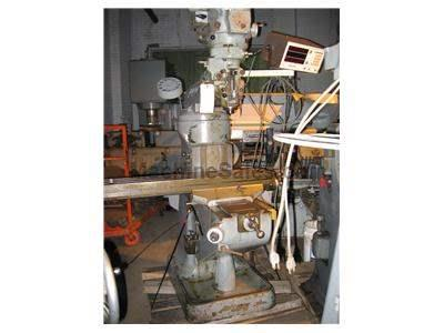 Bridgeport, Series I, Vertical Milling Machine