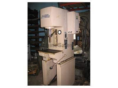 "Denison Multipress ""C"" Frame, 6 Ton Hydraulic Press"