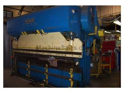 Wisconsin Mechanical Press Brake, Model HD12