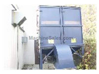 6000 CFM Intercept/Uni-Wash Dust Collector