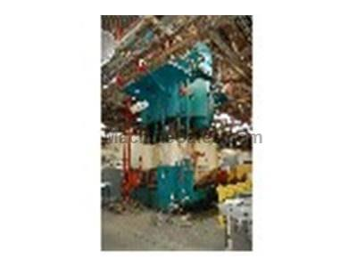 HPM 7000 Ton Fast Traverse Hydraulic Press