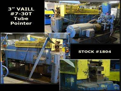 "3"" VAILL #7-30T Tube Pointer"