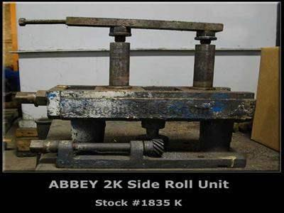 ABBEY 2K Side Roll Unit