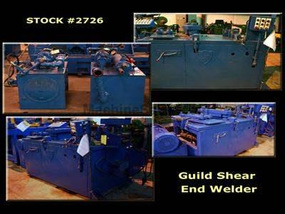 GUILD Shear End Welder