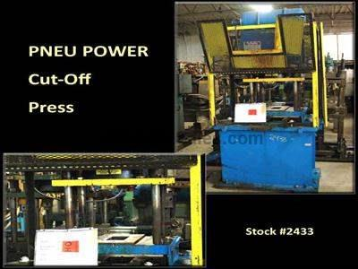 12 Ton PNEU POWER Cut-Off Press