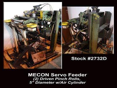 "19"" MECON Servo Feeder"