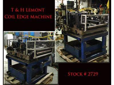 T&H LEMONT Entry Guide/Edge Trim Unit