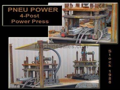 PNEU POWER Power Press