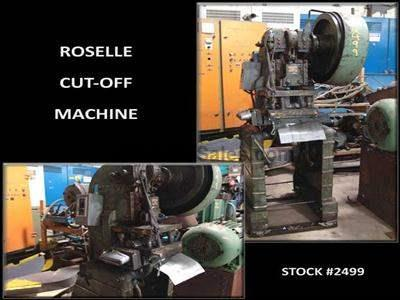 ROSELLE #1A Cut-Off Press