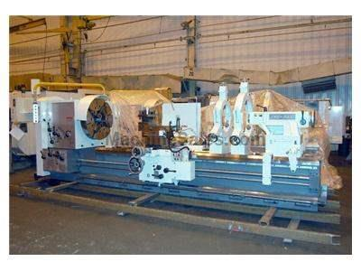"41.7"" x 118.1"" Takang Hollow Spindle Lathe"