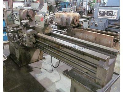 (USED) 18 X 60 MAZAK ENGINE LATHE