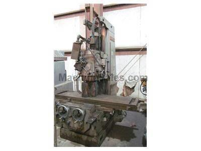 (USED) SHARP KMA-2 VERTICAL BED TYPE MILLING MACHINE