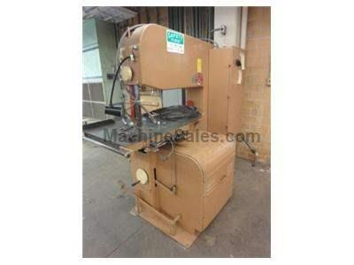 "(USED) 36"" DO-ALL MDL 3613-20 VERTICAL BANDSAW"