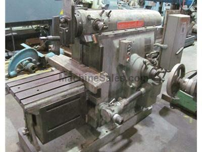 "(USED) MITTS & MERRILL 24"" G&E MECHANICAL SHAPER"