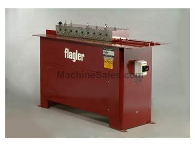 New Flagler High Speed Button Lock Machine