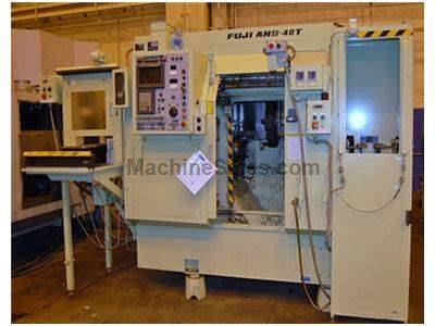 Fuji ANS-40T CNC Turning Center with Auto Loader