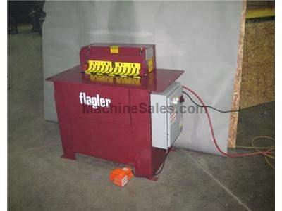 New Flagler Air Operated Cleatfolder Machine   Model AC-30