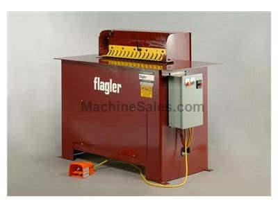 New Flagler Electric Cleatfolder Machine   Model EC-30