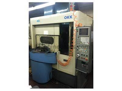 OKK PCV-40 II 1994 - Vertical Machining Center