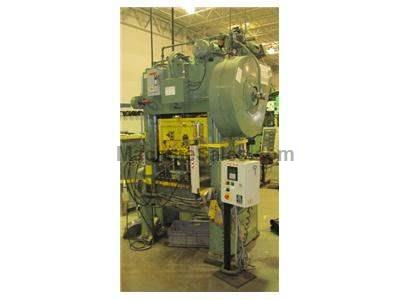 30 TON MINSTER PIECE MAKER P2-30 HIGH SPEED STRAIGHT SIDE PRESS