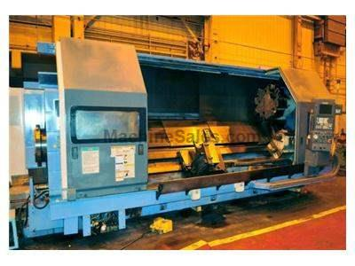 MAZAK ST-50N Large Capacity CNC Turning Center