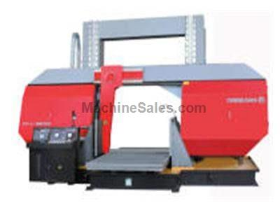 CH - 1600 Dual Column Semi automatic Band Saw