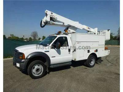 2007 FORD F550 3164