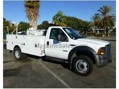2006 FORD F550 3127