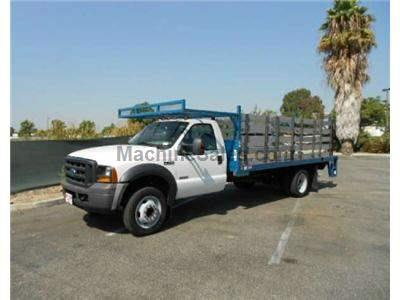 2006 FORD F550 3039
