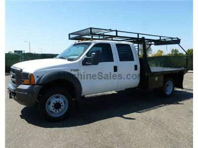 2005 FORD F550 2997