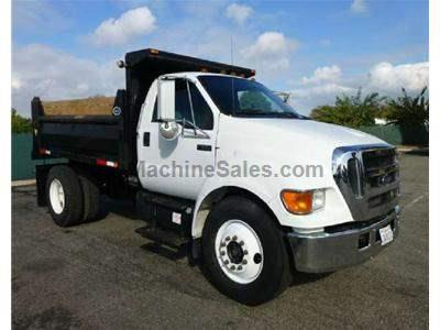 2005 FORD F650 3116
