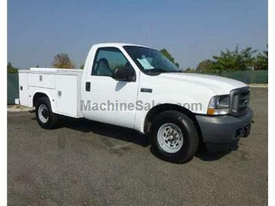 2004 FORD F250 3086