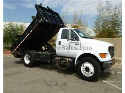 2000 FORD F650 2995