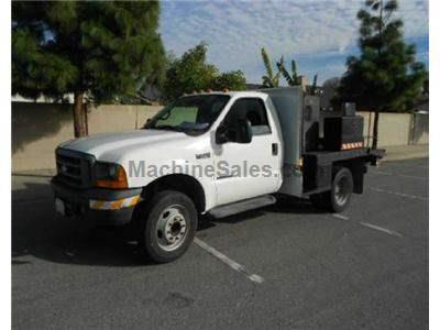 1999 FORD F550 3093