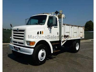 1998 FORD LT8501 2666