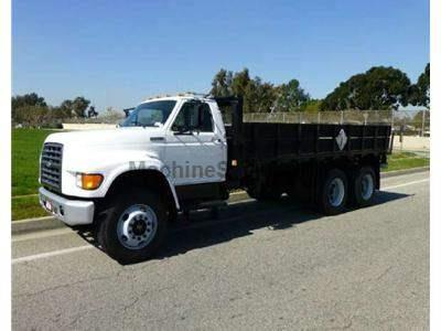 1997 FORD FT900 2943