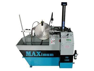 MAXimum DS1200 Automatic Dual Side Grinder