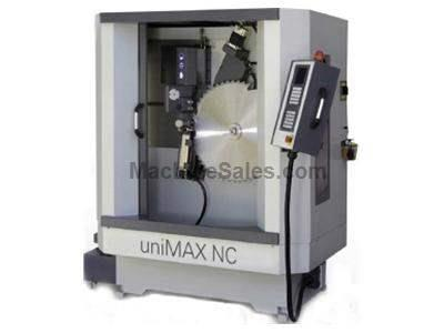 uniMAX NC NC Controlled Automatic Face & Top Grinder
