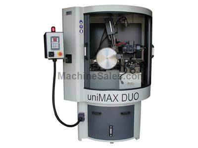 uniMAX DUO Automatic Dual Side Grinder
